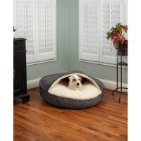 Snoozer Cozy Cave® Dog Bed - ROUND - Show Dog Collection