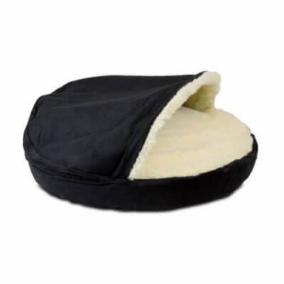 Snoozer Cozy Cave XL - Black - Luxury