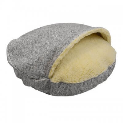 Snoozer Cozy Cave XL - Palmer Dove - Show Dog