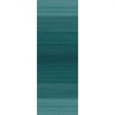 Ruggable Washable Rug - Ombre Blue (67 cm x 210 cm)