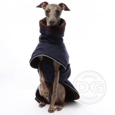 DG Outdoor Warm Jacket - Waterproof Dog Coat