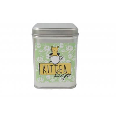 KitTea Container 8 bags