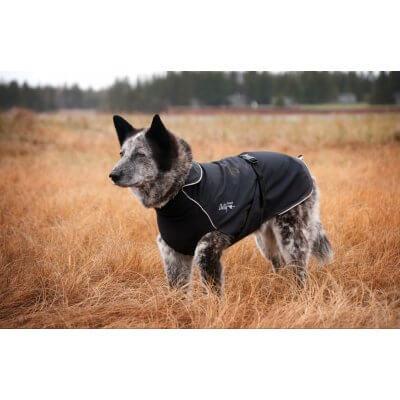 Chilly Dogs - Harbour Slicker - Waterdichte hondenjas - Smalle hondenrassen (windhonden ea)