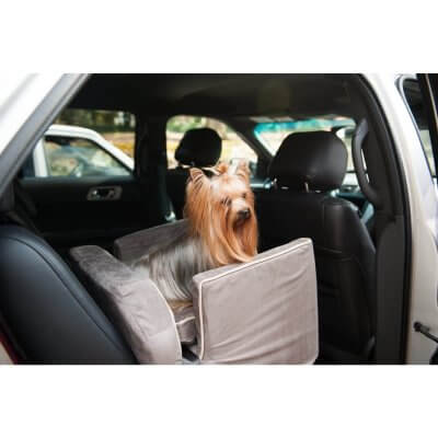 Luxury Snoozer Lookout I Pet Car Seat