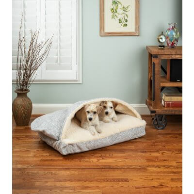 Snoozer Cozy Cave® Dog Bed - RECTANGLE - Show Dog Collection