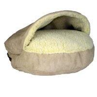 Snoozer Cozy Cave Small - Buckskin - Luxury