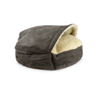 Snoozer Cozy Cave® Hondenbed - ROND - Microsuede