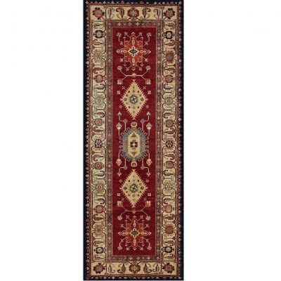 Ruggable Washable Rug - Noor Ruby (67 cm x 210 cm)