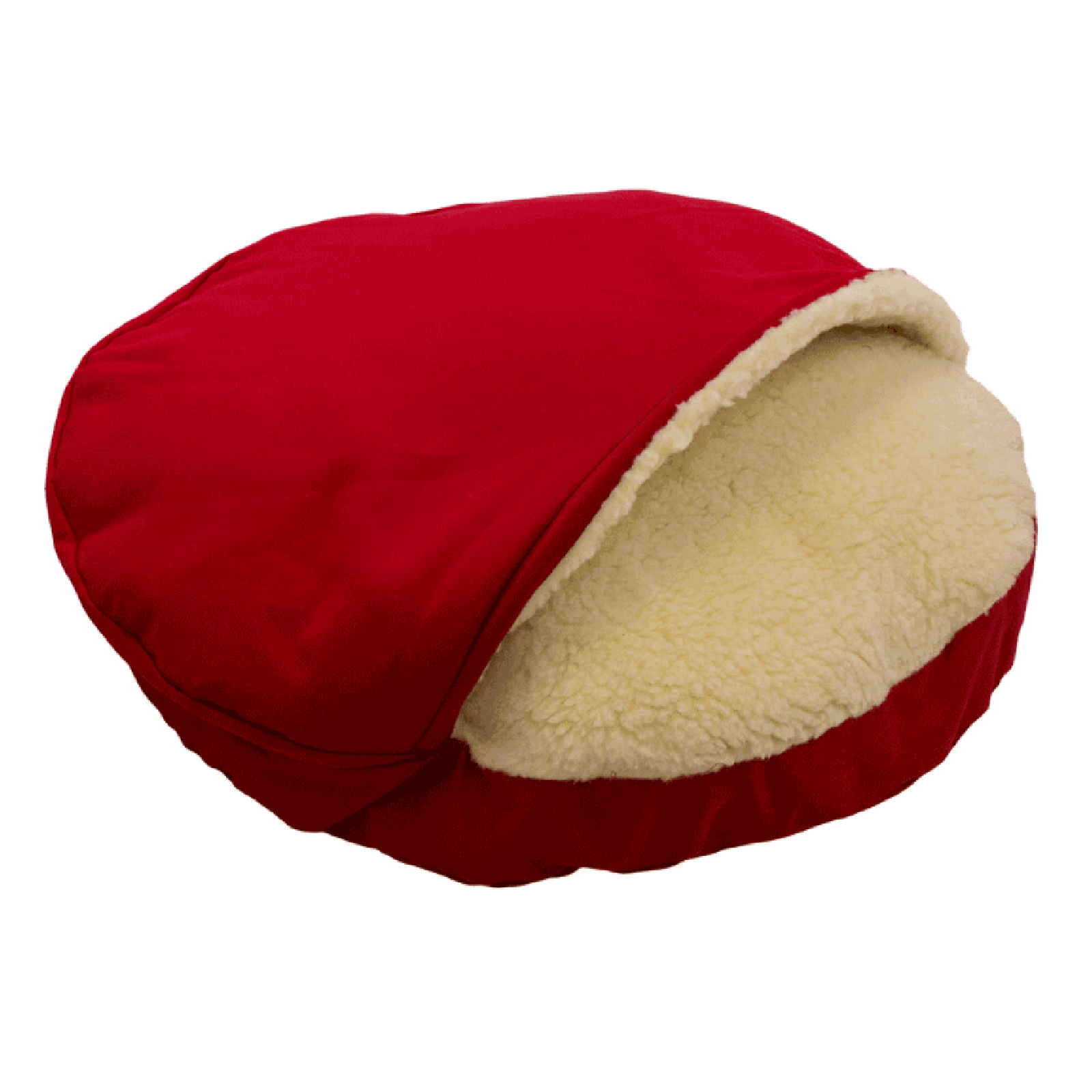 Snoozer Cozy Cave Large - Red