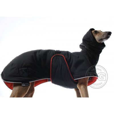 DG Outdoor Warm Jacket - Waterproof Dog Coat