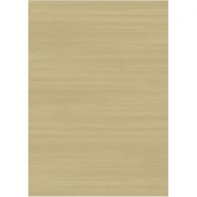 Ruggable Washable Rug - Solid Textured Cream (150cm x 210 cm)