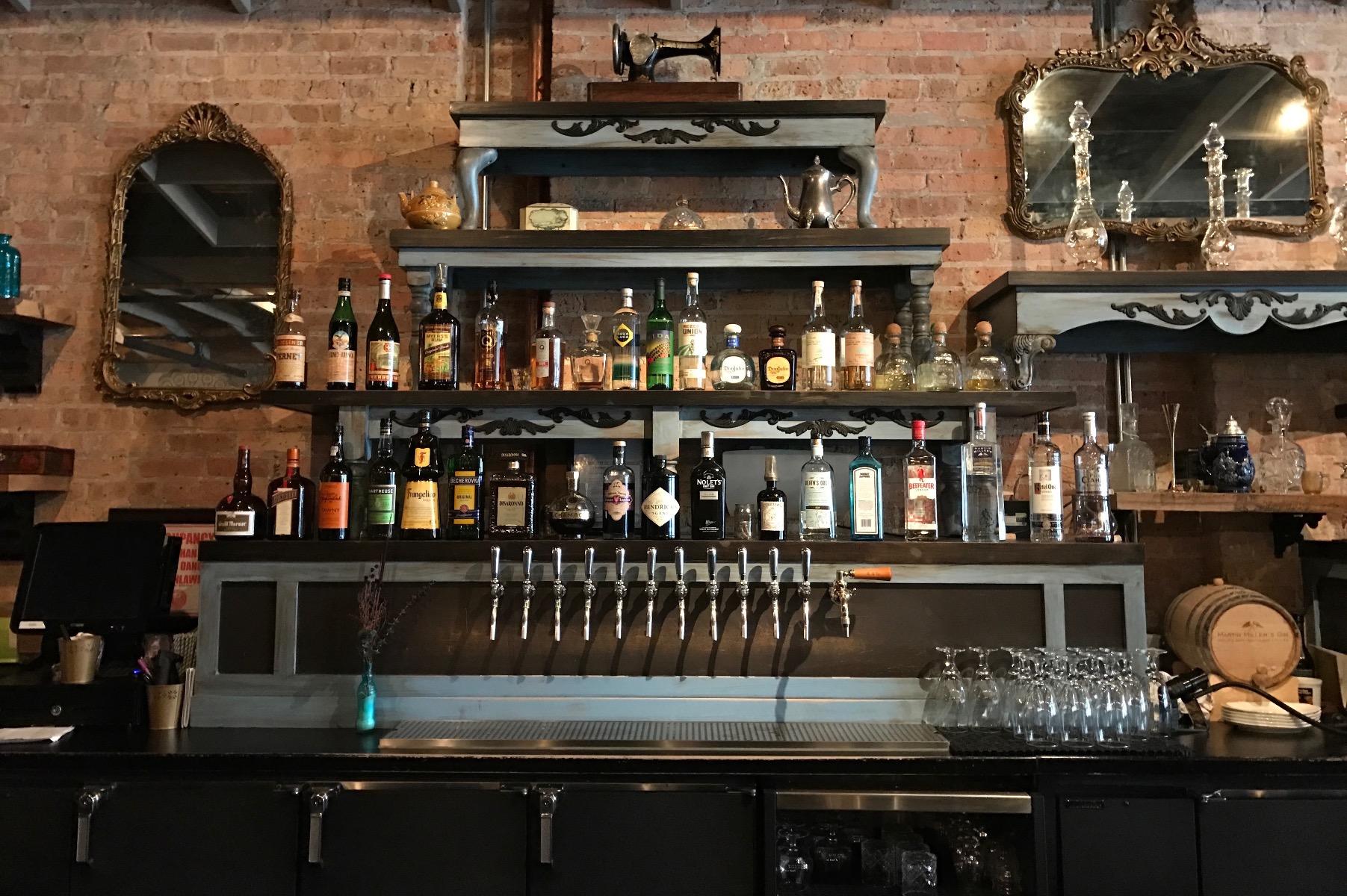 Bohemian House Bar