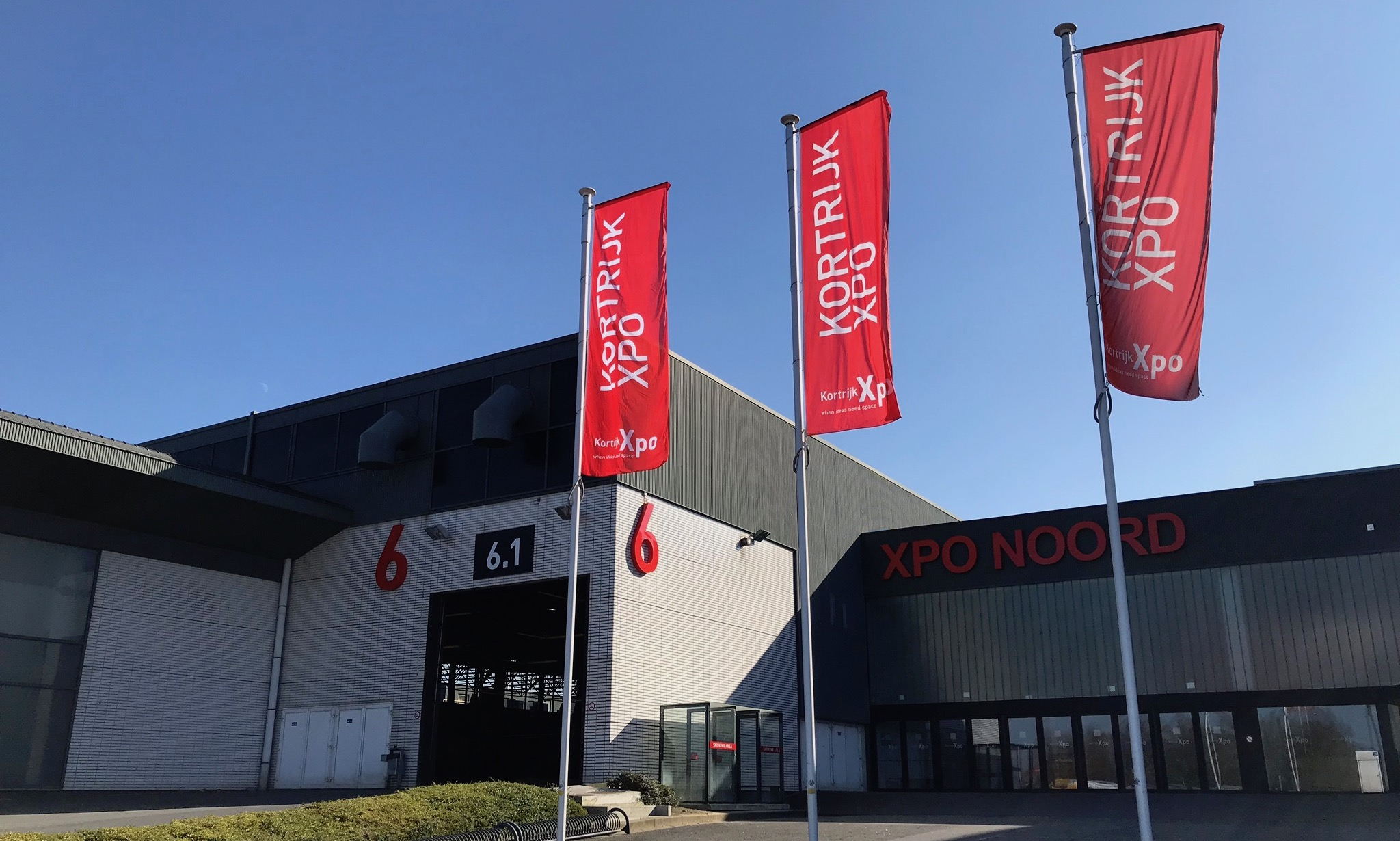 Kortrijk Xpo 2018 Hall 6