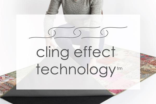 Cling effect technology