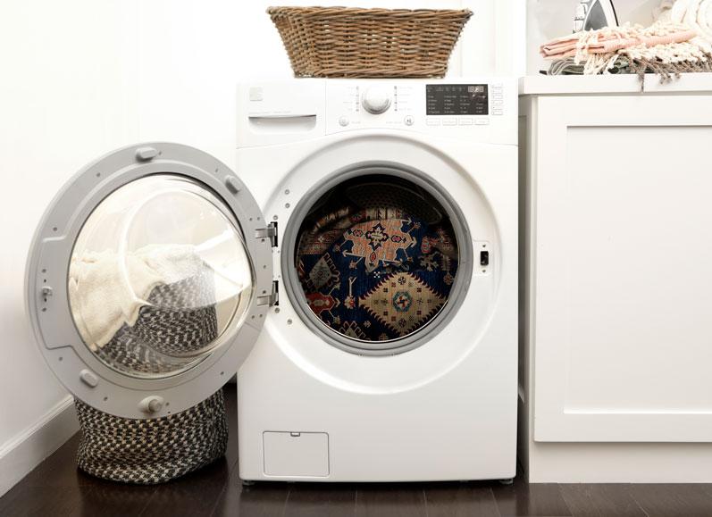 Machine wash/dry cover